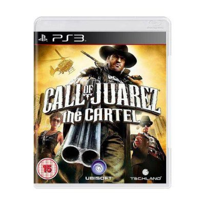 CALL OF JUAREZ THE CARTEL PS3 USADO