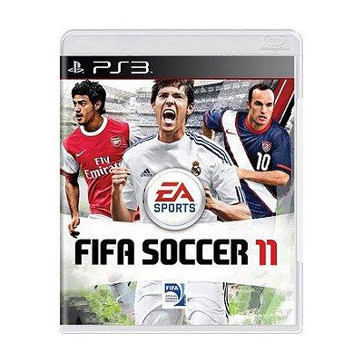 FIFA 11 PS3 USADO