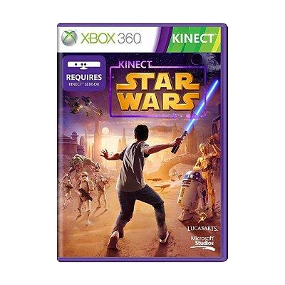 KINECT STAR WARS XBOX 360 USADO