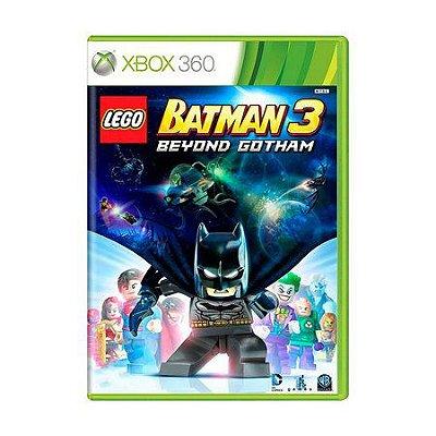 LEGO BATMAN 3 BEYOND GOTHAN X360 USADO