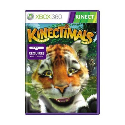 KINECTIMALS XBOX 360 USADO