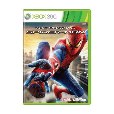 THE AMAZING SPIDER-MAN X360 USADO