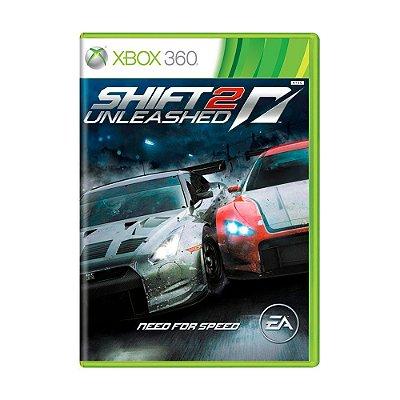 NEED FOR SPEED SHIFT 2 XBOX 360 USADO