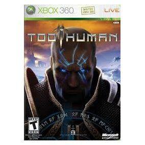 TOO HUMAN X360 USADO