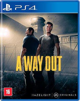 A WAY OUT PS4 USADO