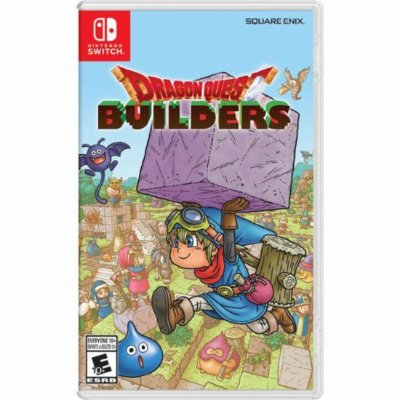 DRAGON QUEST BUILDERS SWITCH USADO