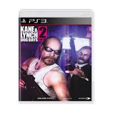 KANE & LYNCH 2 DOG DAYS PS3 USADO