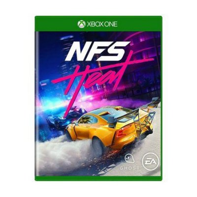 NEED FOR SPEED HEAT XONE USADO
