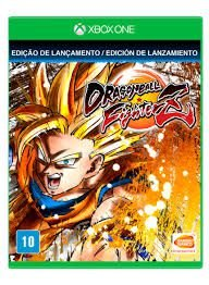 DRAGON BALL FIGHTERZ XONE USADO