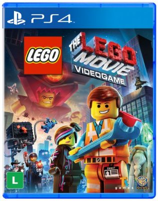 LEGO THE MOVIE PS4 USADO