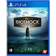 BIOSHOCK THE COLLECTION PS4 USADO