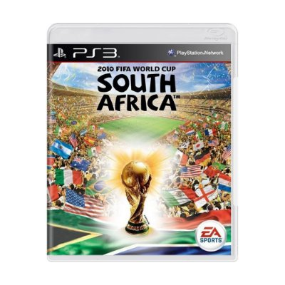FIFA WORLD CUP AFRICA 2010 PS3 USADO