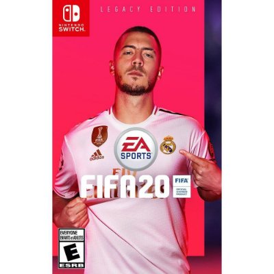 FIFA 20 SWITCH USADO