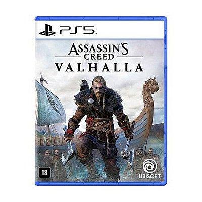 ASSASSINS CREED VALHALLA PS5 USADO