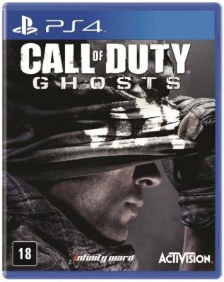CALL OF DUTY GHOSTS PS4 USADO