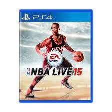 NBA LIVE 15 PS4 USADO