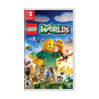 LEGO WORLDS SWITCH USADO