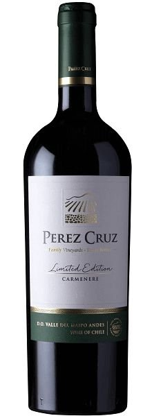 PEREZ CRUZ LIMITED EDITION CARMENERE