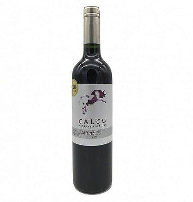CALCU RESERVA CAB. SAUVIGNON 750 ML