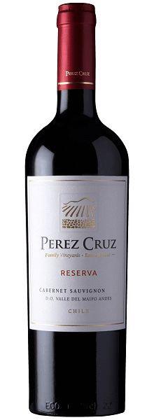 PEREZ CRUZ CABERNET SAUVIGNON RESERVA 750 ML