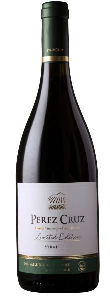 PEREZ CRUZ LIMITED EDITION SYRAH 750 ML