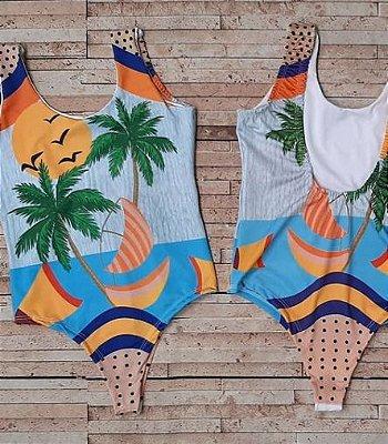Body Maiô Coqueiros special