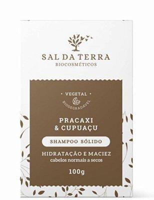 Shampoo Sólido Pracaxi & Cupuaçu 100g