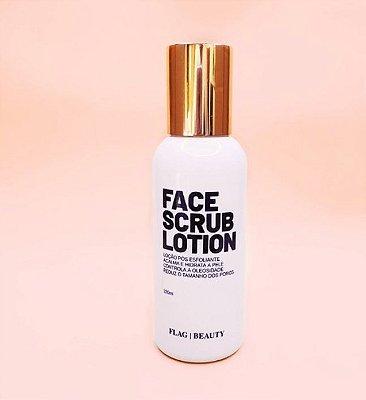 Face Scrub Lotion - loção pós esfoliante