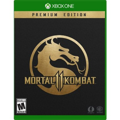 MORTAL KOMBAT 11 XBOX ONE PREMIUM EDT - MÍDIA DIGITAL