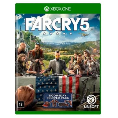 FARCRY 5 XBOX ONE - MÍDIA DIGITAL