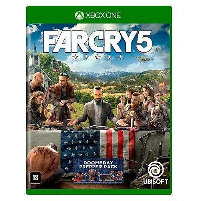 FARCRY 5 XBOX ONE - MÍDIA DIGITAL