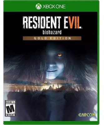 RESIDENT EVIL 7 XBOX ONE - MÍDIA DIGITAL