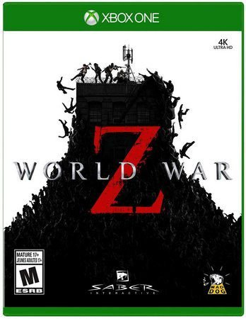 WORLD WAR Z XBOX ONE - MÍDIA DIGITAL