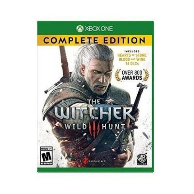 THE WITCHER III WILD HUNT COMPLETE EDITION - XBOX ONE MÍDIA DIGITAL