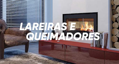 LAREIRAS E QUEIMADORES
