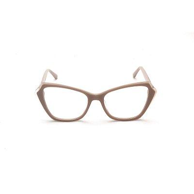 Armação para Óculos de Grau Gatinho Rose