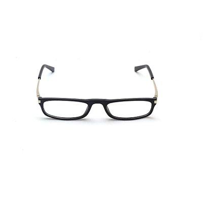 Armação para Óculos de Leitura Preto