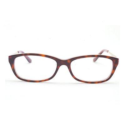 Óculos para Leitura Feminino Estampa Tartaruga