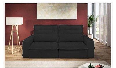 Sofá Retrátil e Articulado Super Moderno