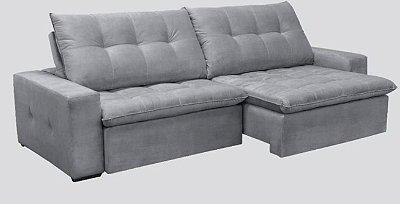Sofá Retrátil e Articulado  com 2 Módulos