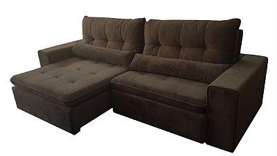 Sofá Retrátil e Articulado com Extremo Conforto