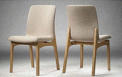 Cadeira de jantar Luxuosa