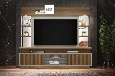 """Home theater Para Tv 60 """"  2,18 mts"""