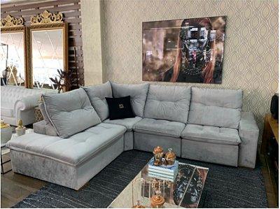 Sofa de Canto retratil mary 3,10 x 2,45 mts