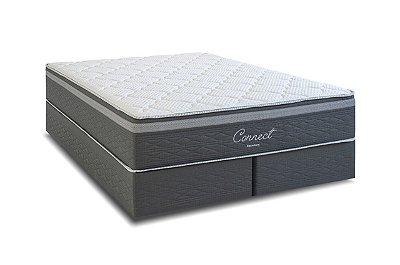 Cama Box Casal Queen Austrália 1,58 x 1,98 mts