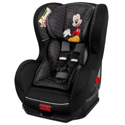 Cadeirinha para Carro Team Tex Primo Mickey Mouse Vite 0 a 25 Kg