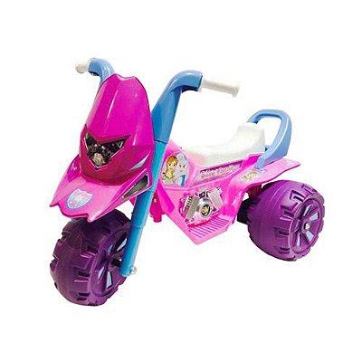 Triciclo Fox Gf 6V Rosa Biemme