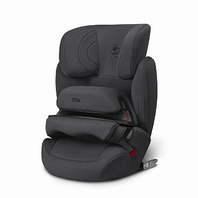 Cadeirinha para Carro CBX Aura Fix Comfy Grey 9 A 36 KG