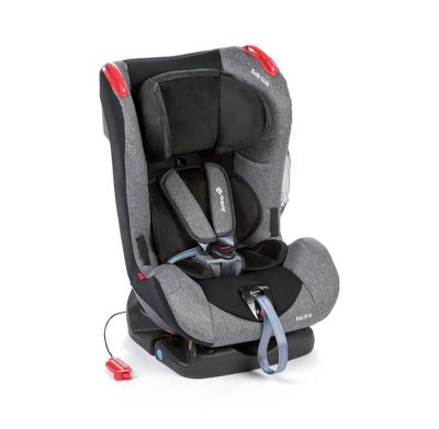 Cadeirinha para Carro Safety 1st Recline Grey Denim 0 a 25 Kg