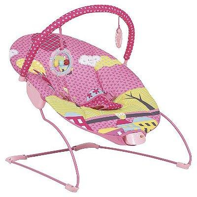 Cadeira de Descanso Kiddo Joy Rosa